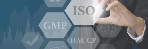 FoodEx, iceFood, FoodBanka — власники сертифікатів НАССР та ISO 22000:2018, що підтверджують якість виробленої продукції