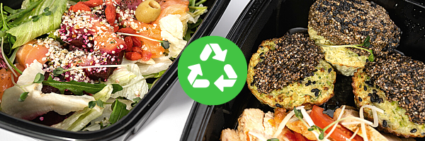 FoodEx собирает на переработку свои лотки — уже с июня по пятницам бесплатно нашему курьеру можно будет сдать посуду от рационов