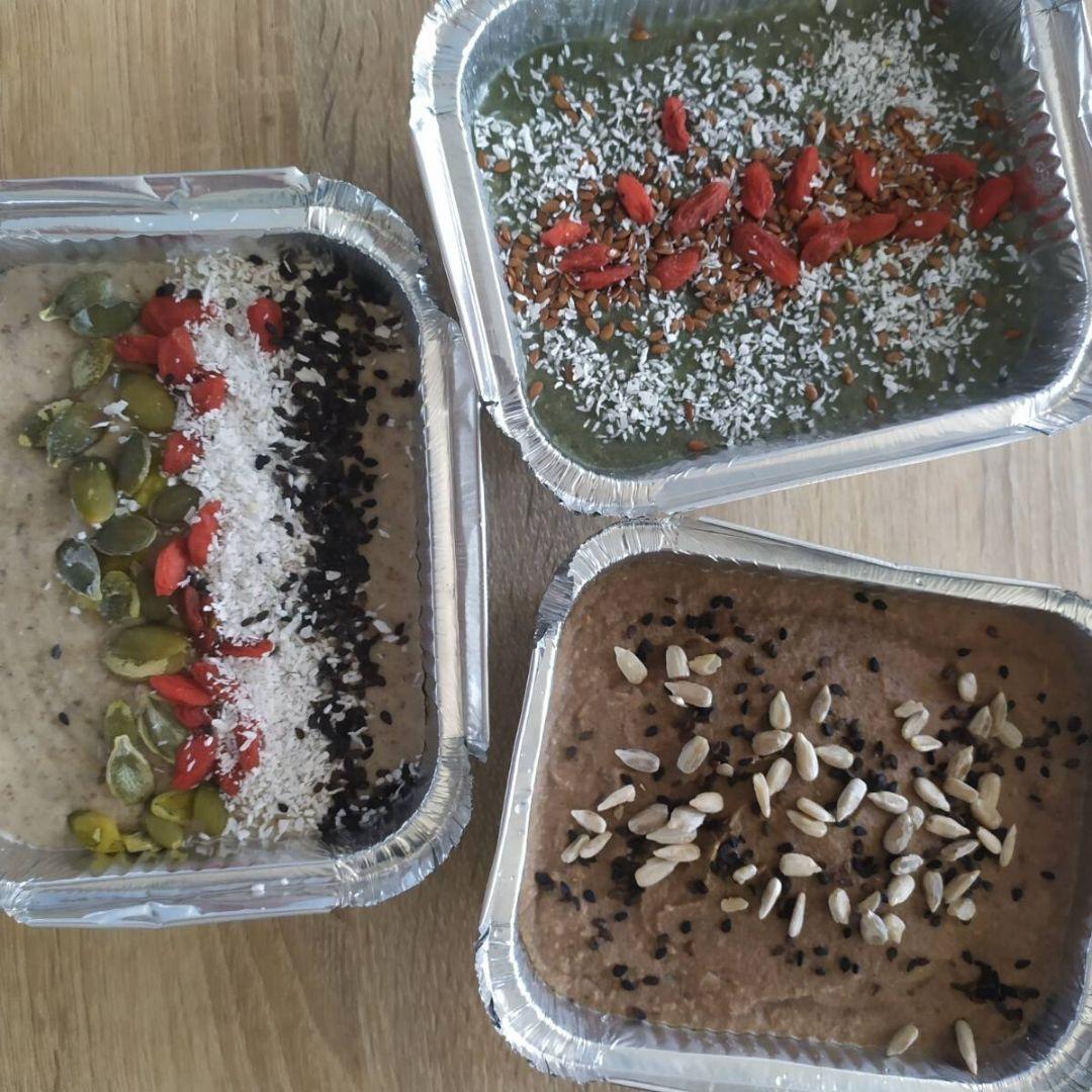 Заморожені SUPERFOOD BOWL на сніданок