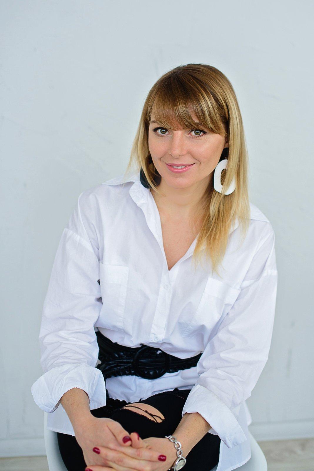 Светлана Котенко — основательница сервиса доставки здорового питания FoodEx